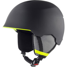 Alpina Maroi Helm Kinder charcoal-neon matt